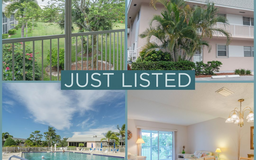 Just Listed | Lovely in Little Club | 18081 SE Country Club Drive #3-26