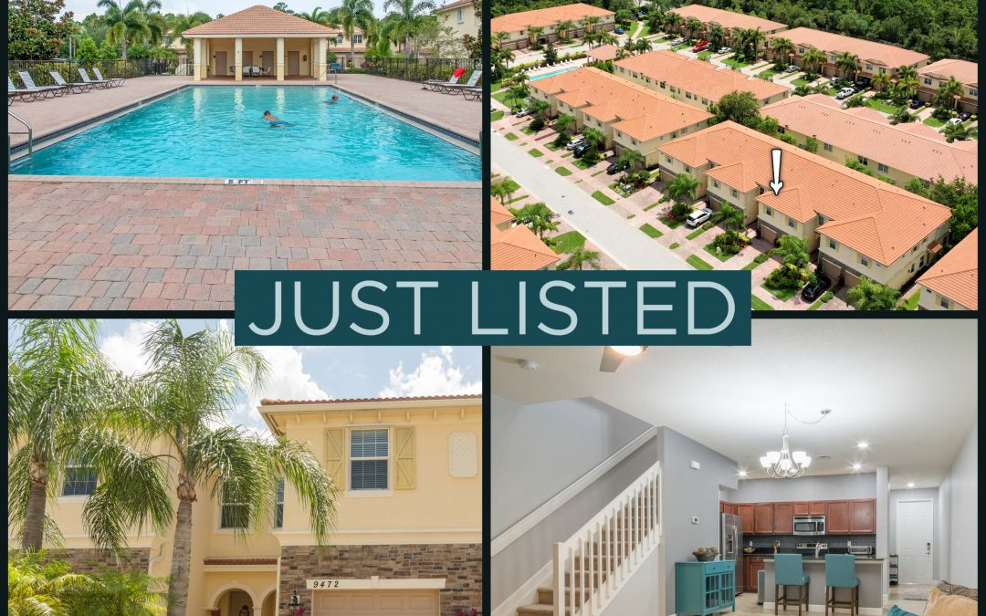 Just Listed | Sensational in Stuart | 9472 SW Merlin Court