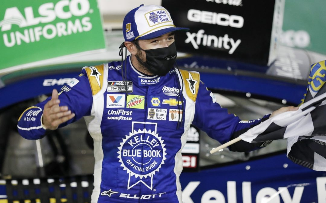 Elliott draws pole for Cup Series race at Atlanta