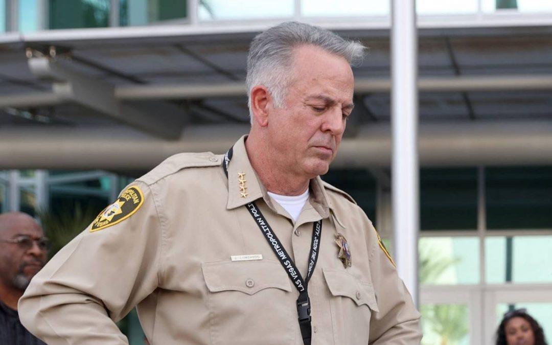 Las Vegas police, Sheriff Lombardo host news conference