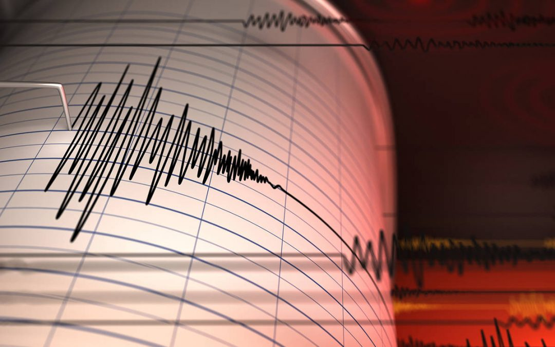 5.5 quake felt in Las Vegas likely aftershock to 7.1 quake in July