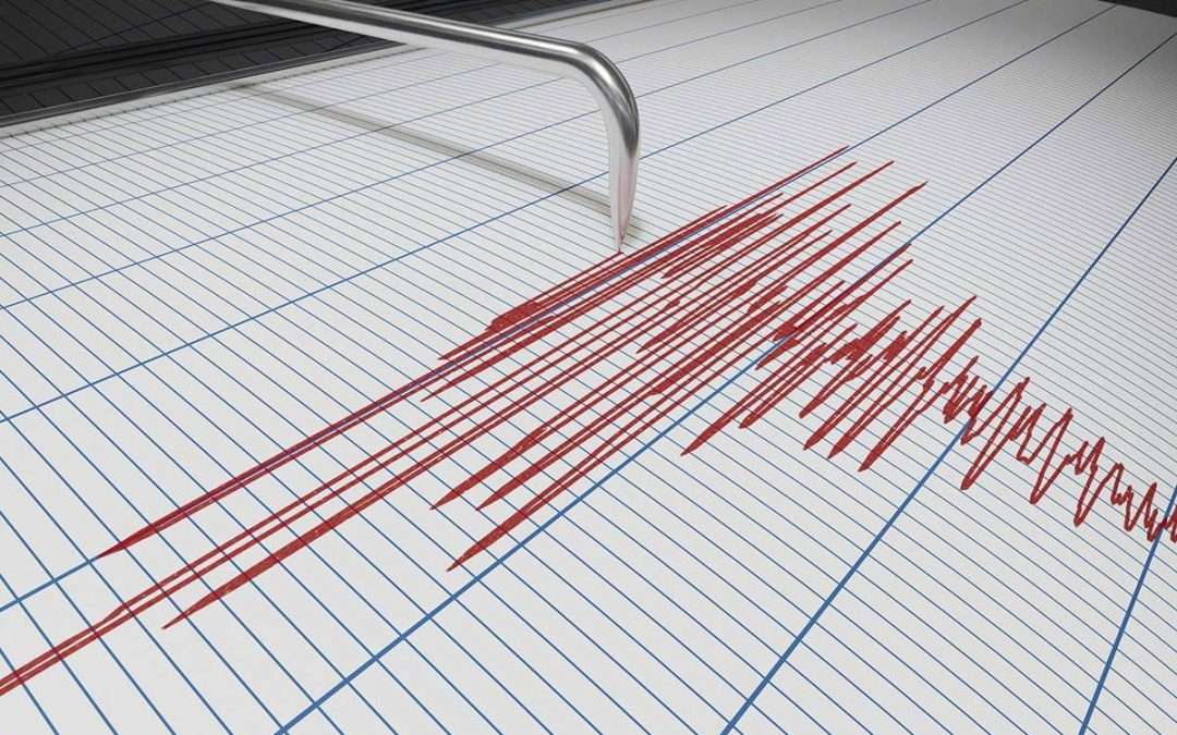 Earthquake felt in Las Vegas Valley