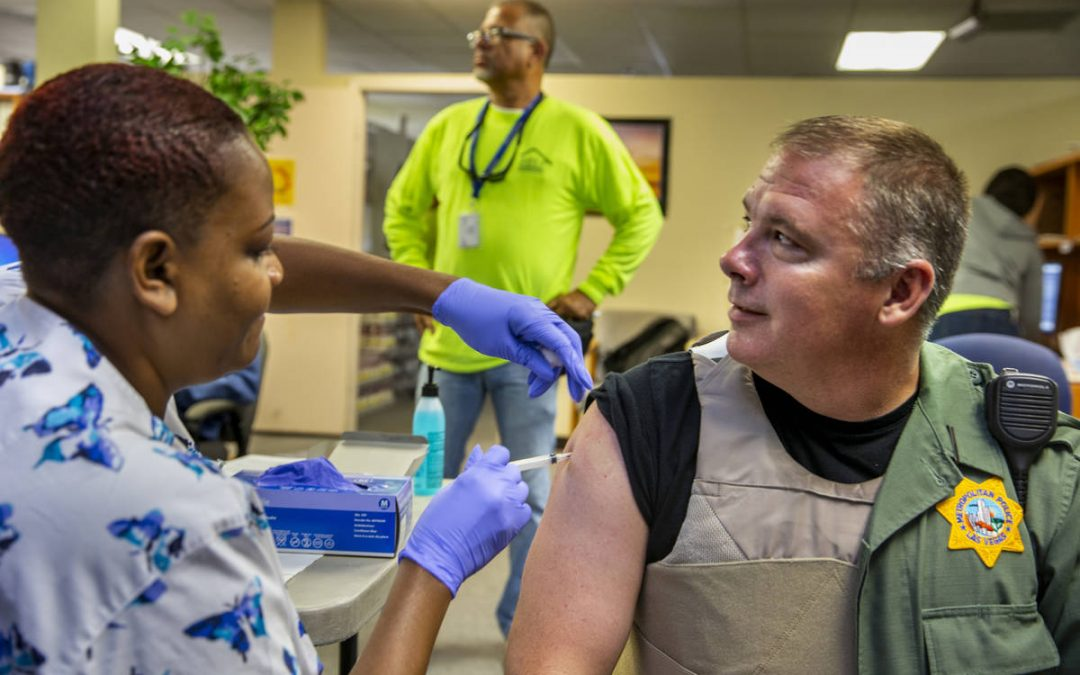 Hepatitis A outbreak is over, Clark County officials say