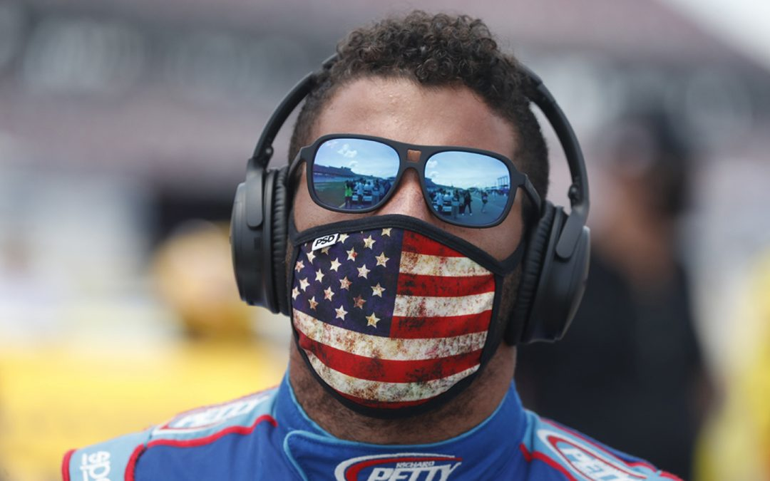 Bubba Wallace: There 'Was a Noose' in Garage, But 'It Wasn't Directed at Me'