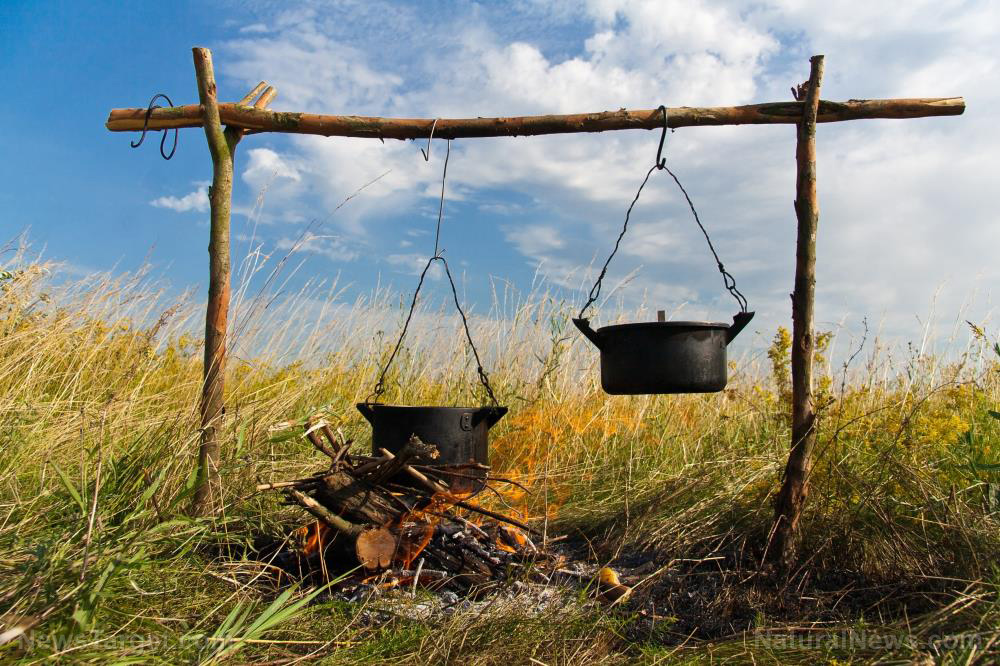 Alternative ways to cook without electricity