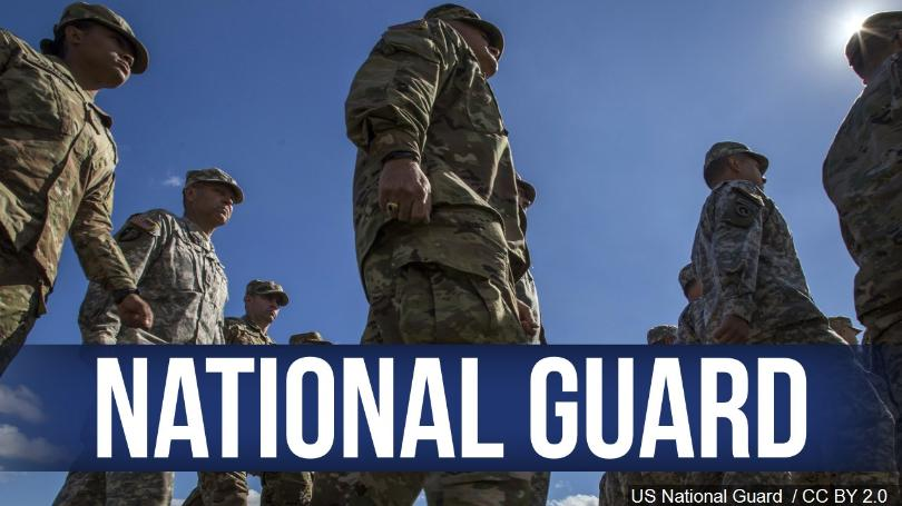 National Guard Activated Following Protests