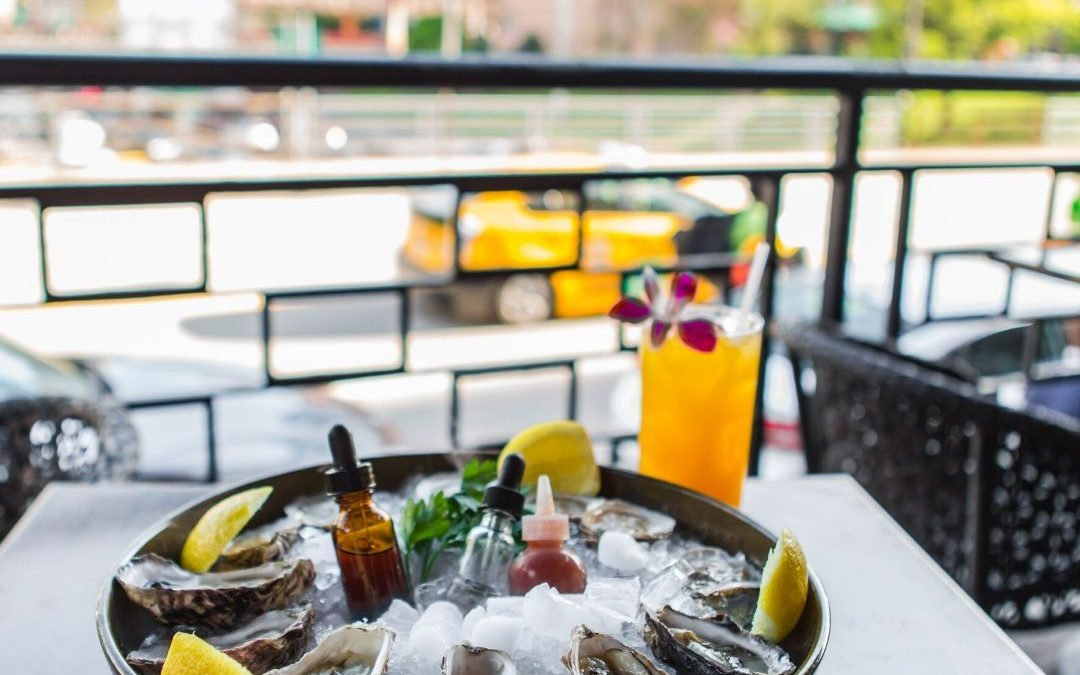 Carnivale Opens for Outdoor Patio Dining