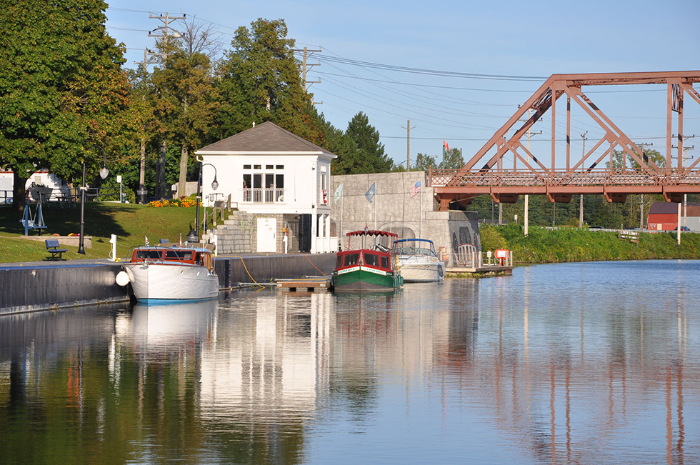 Erie Canalway Heritage Award of Excellence Winners includes Port of Newark