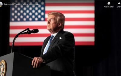 President Trump Delivers Remarks June 1, 2020