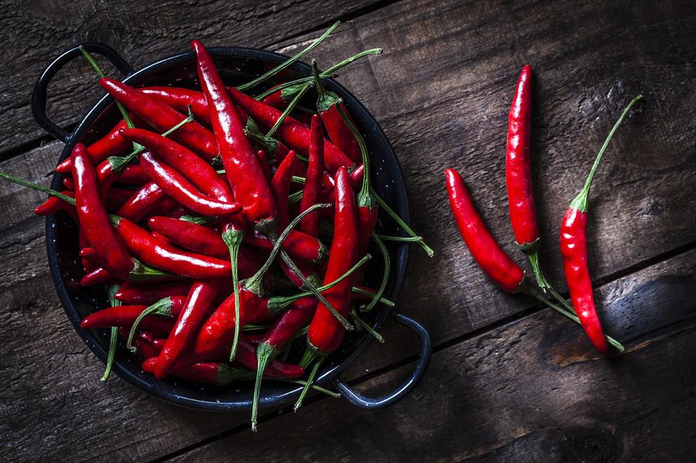Chili pepper, a traditional remedy for rheumatoid arthritis
