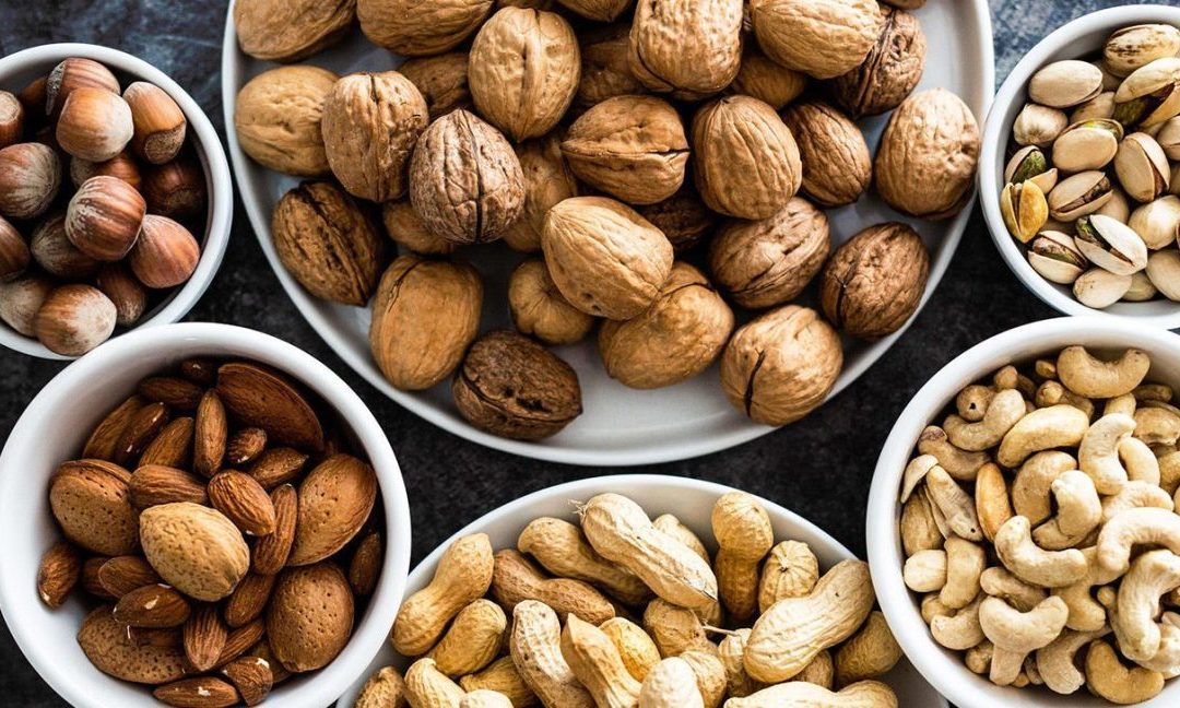 Go nuts for nuts: Long-term nut consumption can reduce your risk of obesity and reduce weight gain