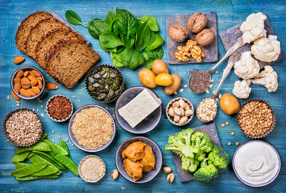 Demand for plant-based protein rising