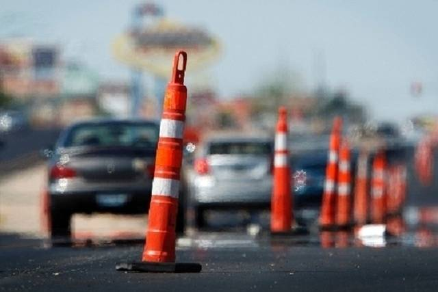 Expect overnight lane closures on 215 Beltway next week