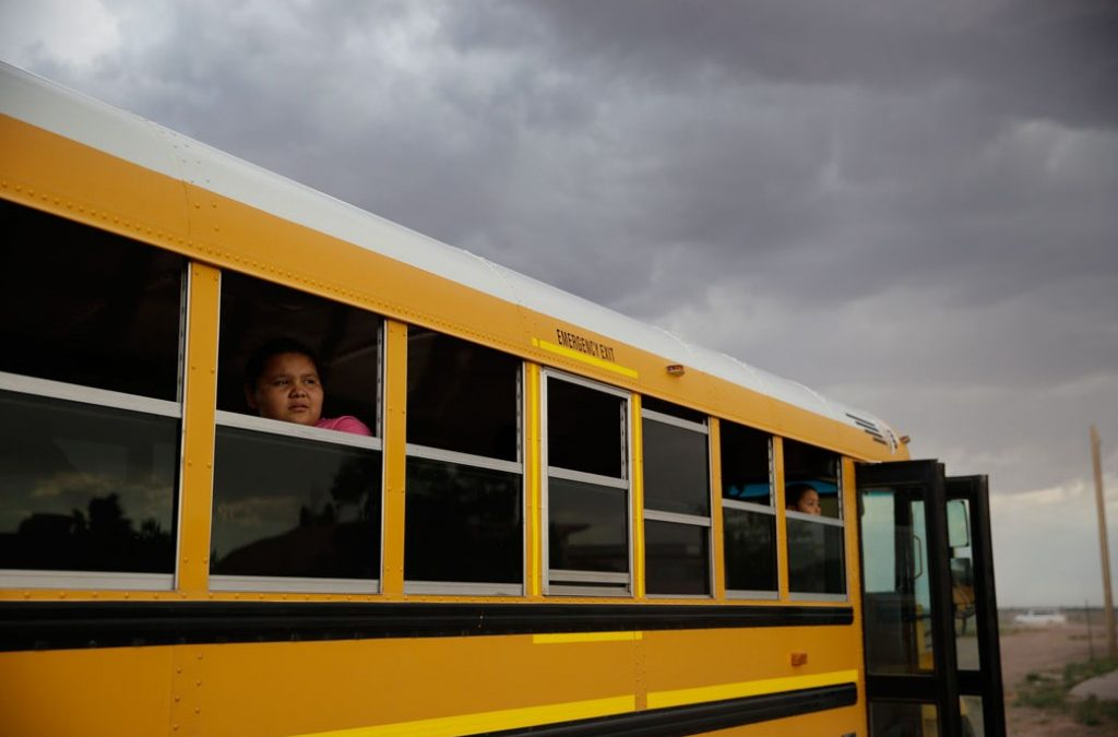 School cuts to fall on poor, minority students in Nevada