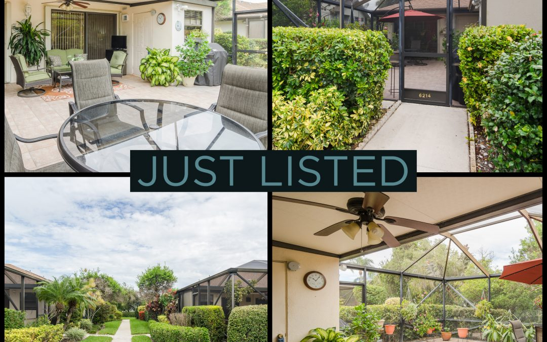 Just Listed | Be Happy in Hobe Sound | 6214 SE Monticello Terrace
