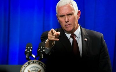 Mike Pence: Nancy Pelosi's Reaction to Statue Destruction a 'Surrender to the Mob'