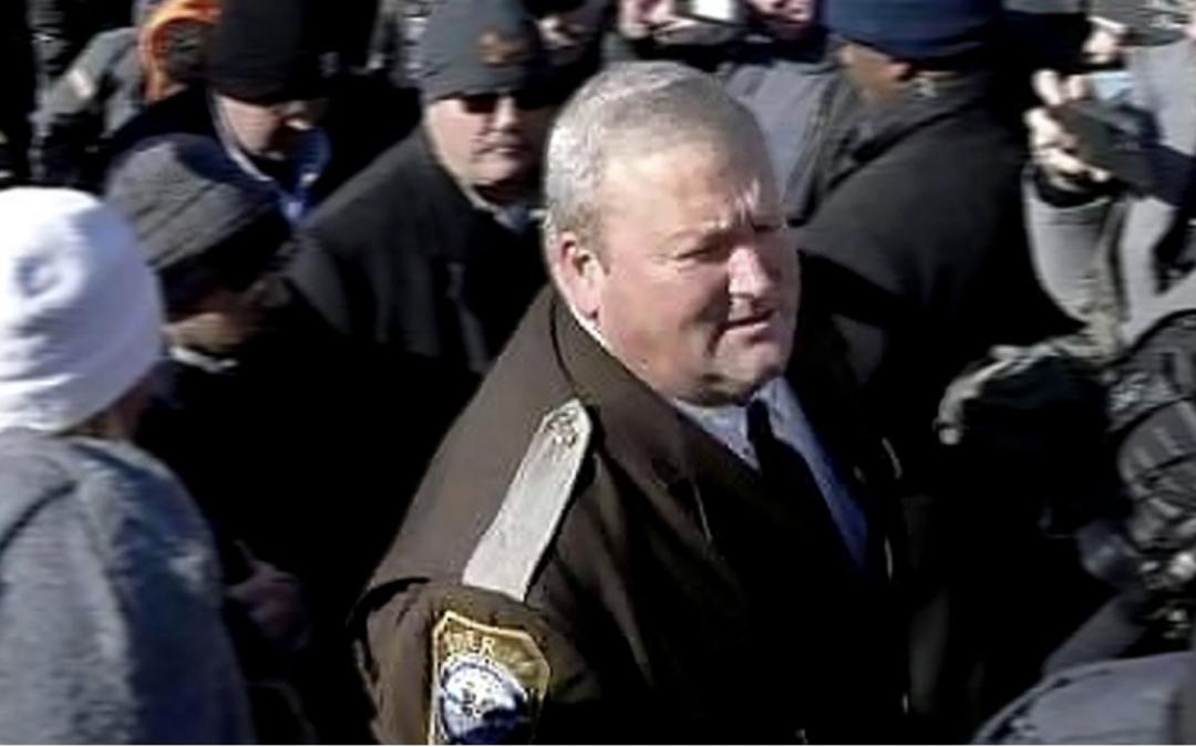 SHERIFF URGES VIRGINIA 2A SANCTUARIES TO SEND 'CLEAR MESSAGE' AS DEMS PLAN MORE ANTI-GUN LAWS