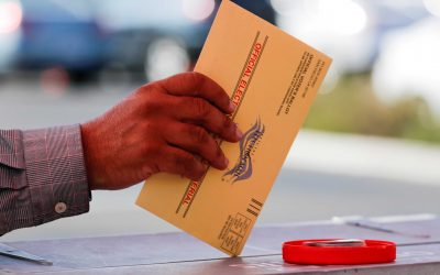 New report argues perils of mail-in voting go beyond fraud