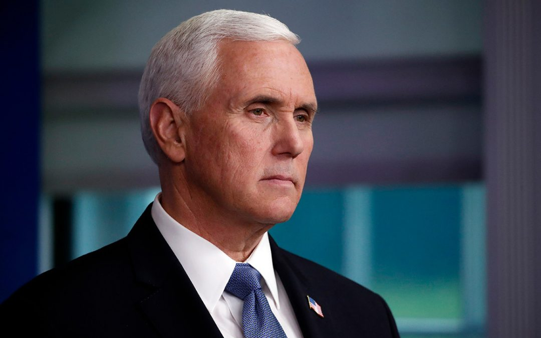 Pence: Only Thing Standing Between America and Agenda of Far Left Is 4 More Years of President Donald Trump