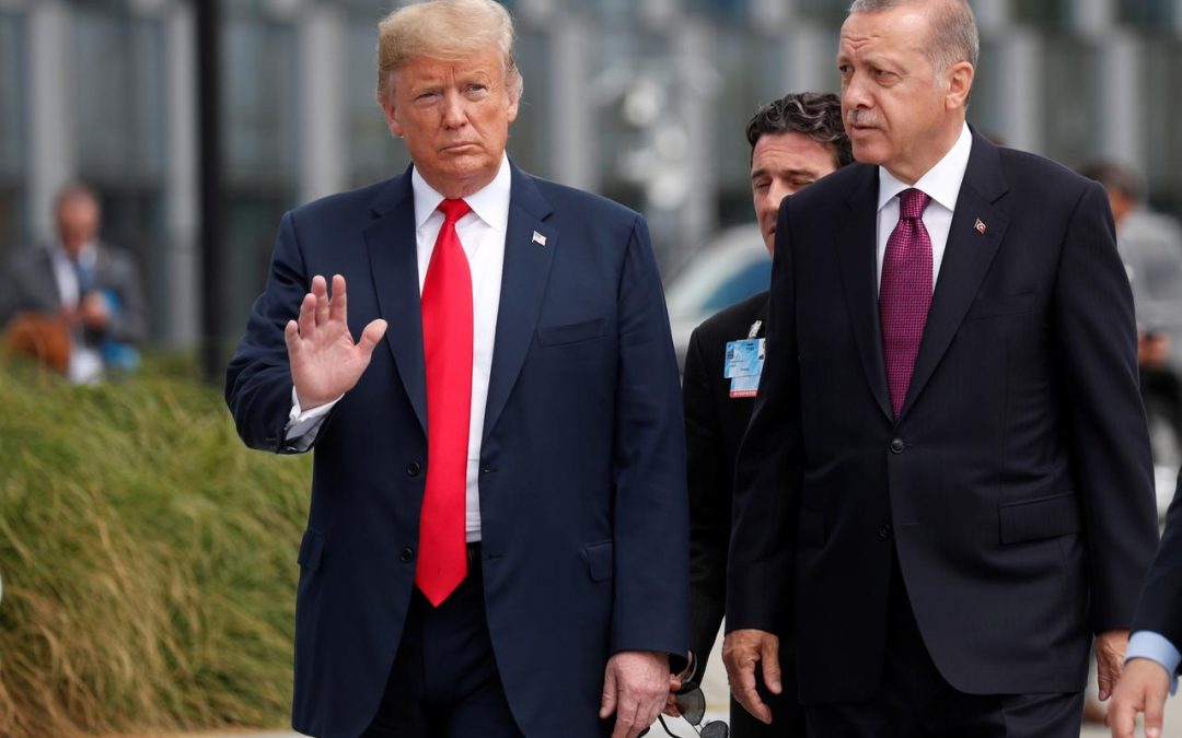 Is Washington Running Out of Patience Over Turkey's Expansionism?