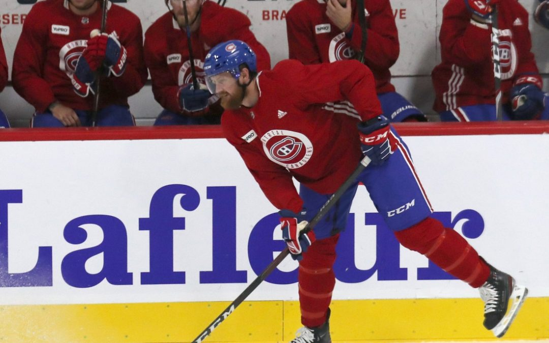 NHL roundup: Petry, Habs upend Penguins in OT