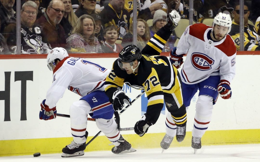 All eyes on net for Game 1 between Habs, Penguins