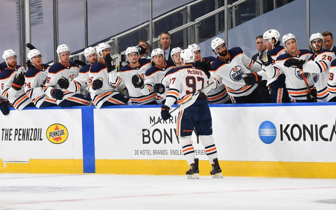 Oilers look to rebound from Game 1 thumping by Chicago