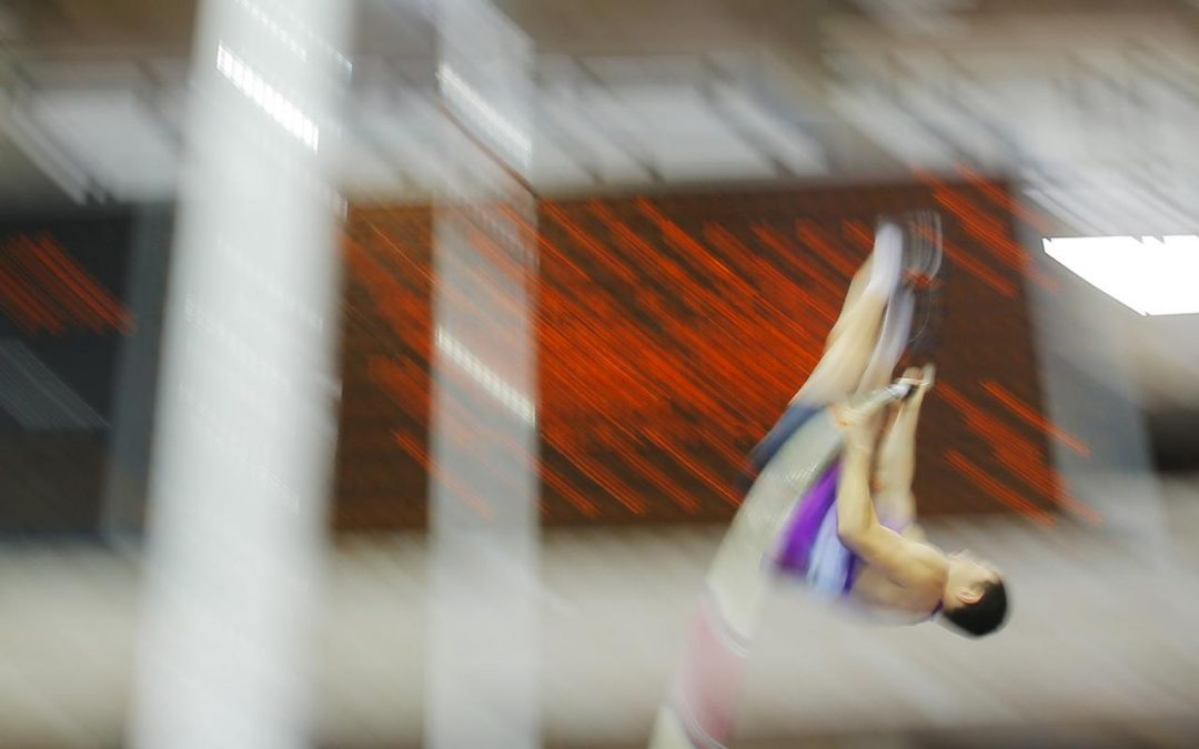 Athletics: Russian junior pole vaulter pins hopes on Belarus for international career