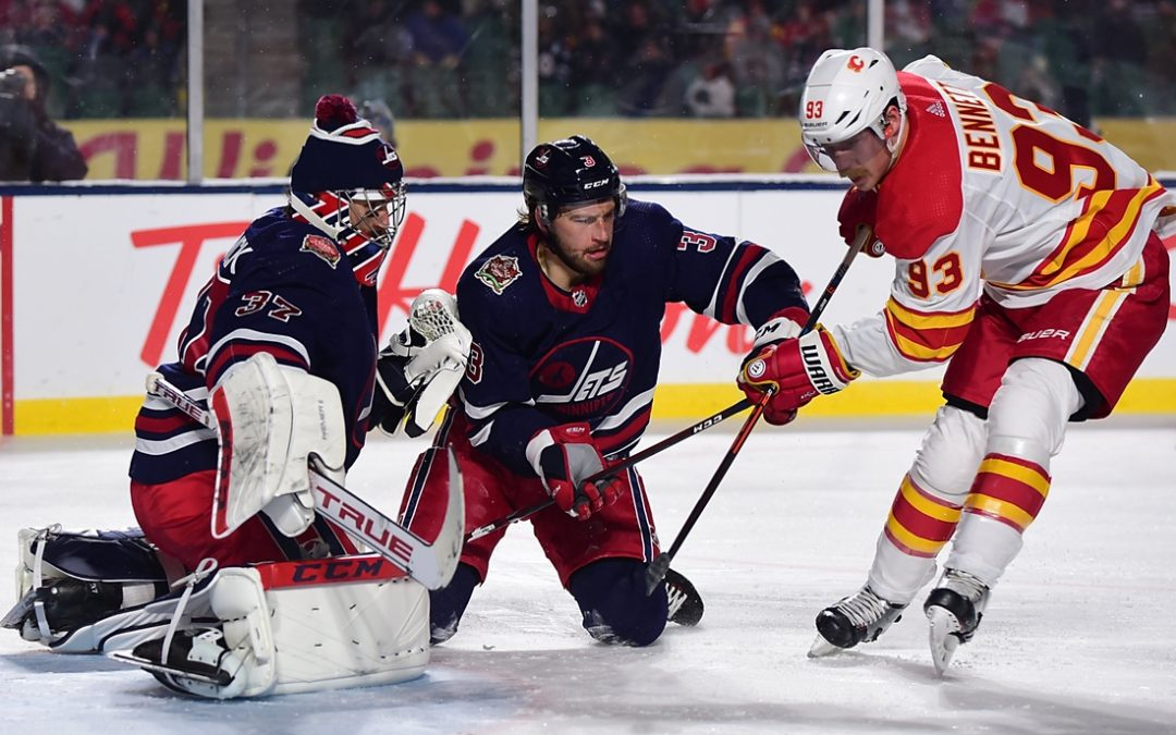 Flames-Jets could be qualifying round's best matchup