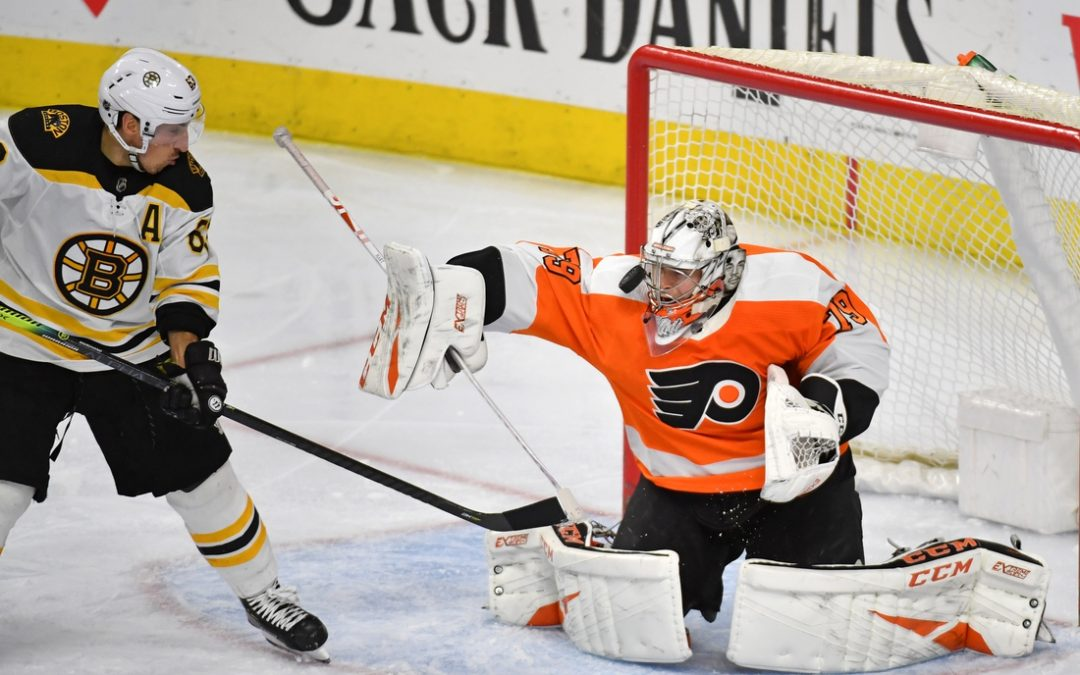 Flyers focus on 'mental strength' against Bruins