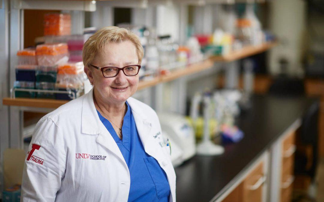 UNLV professor to lead national study on gunshot wounds