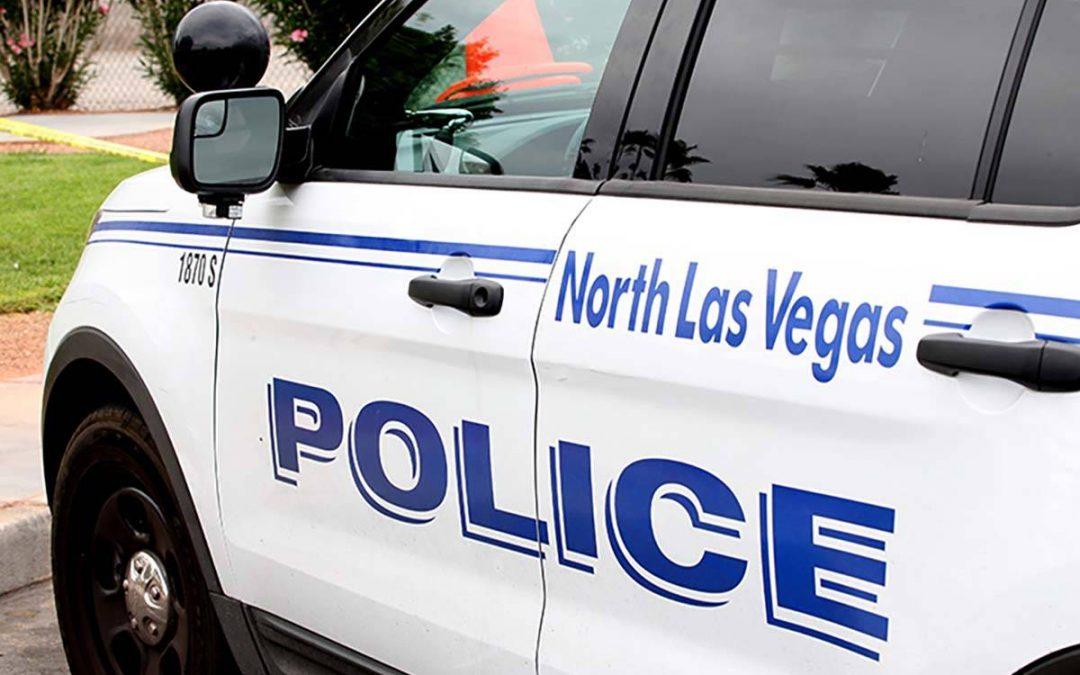 Man dead after driver hits pedestrian on North Las Vegas median
