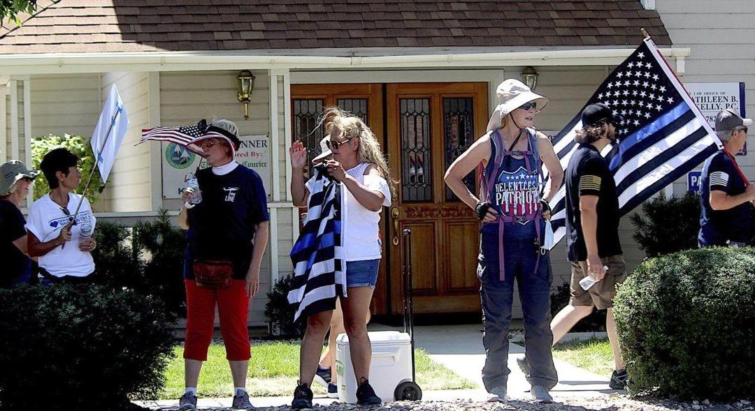 Black Lives Matter supporters cut Northern Nevada protest short