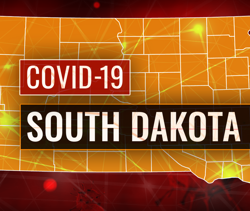 Over 100 New Cases And Four Deaths Reported Due to COVID-19 In South Dakota