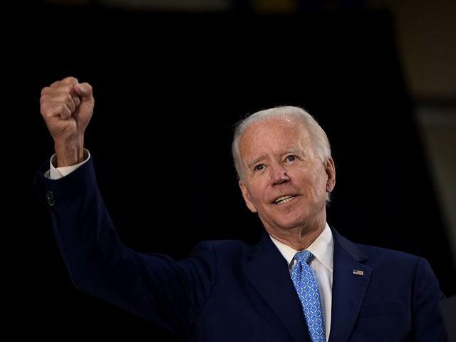 While Donald Trump Leads, Joe Biden Panders