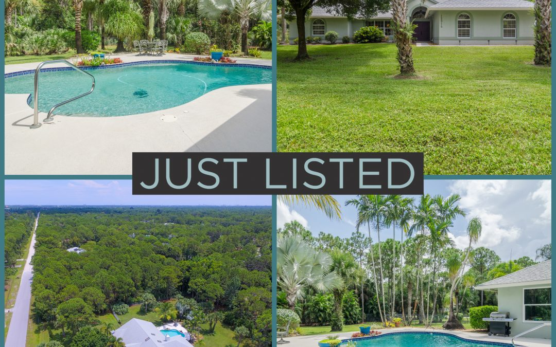 Just Listed | Palm Beach Perfection | 15914 79th Terrace N