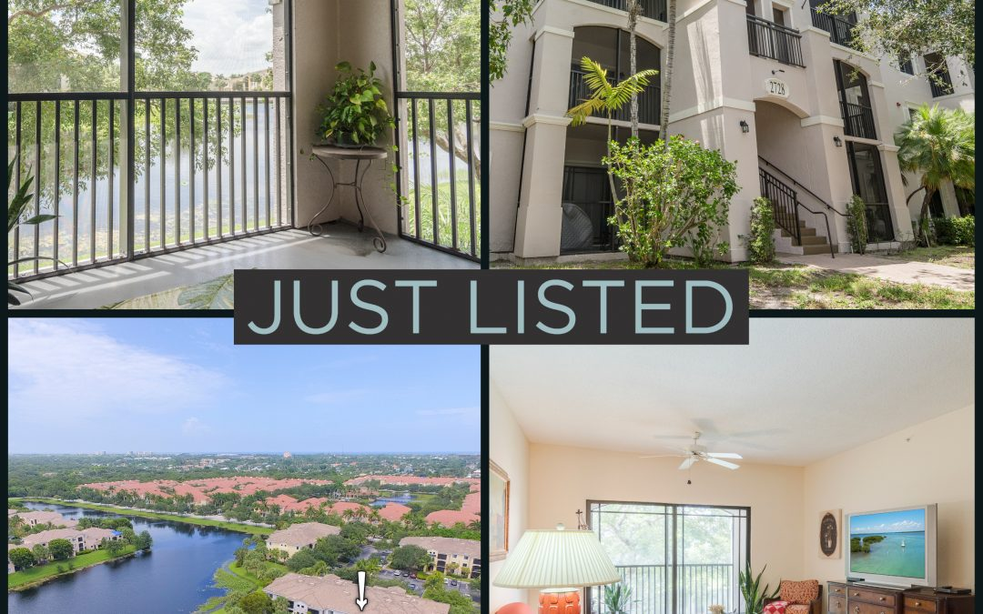 Just Listed | Stunning in San Matera | 2728 Anzio Court 204