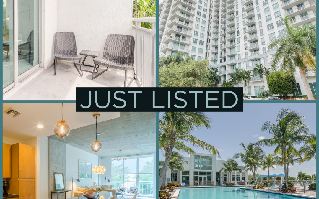 Just Listed | Enjoy Life at The Edge | 300 S Australian Avenue #210