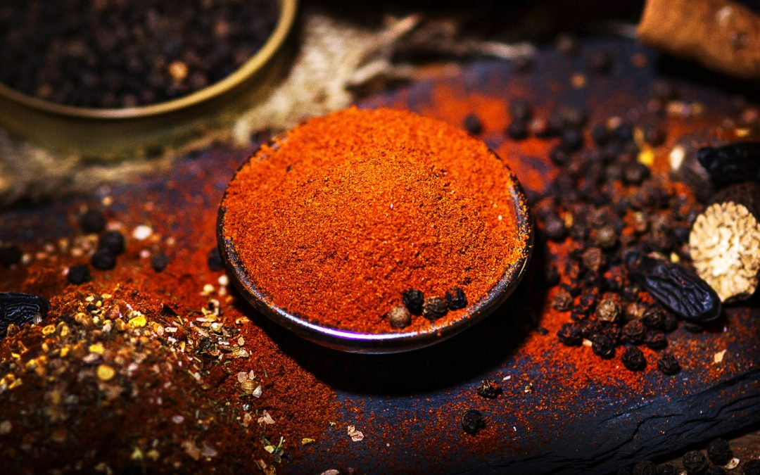 Spice up your diet with paprika's health benefits