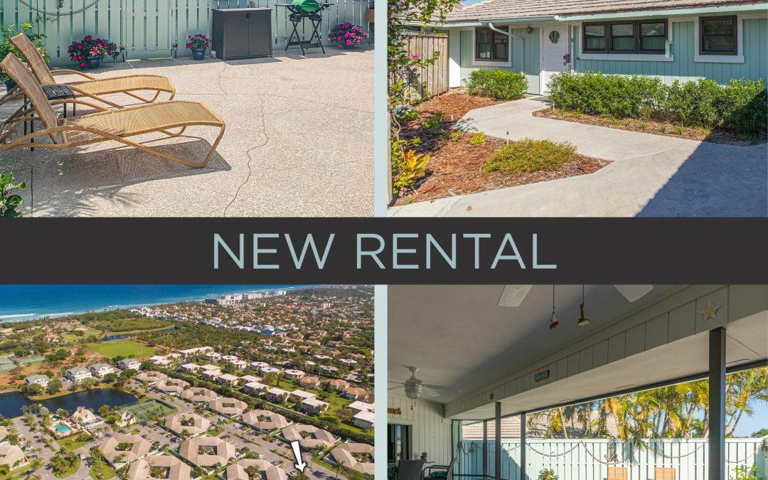 New Rental | Beautiful in Bella Vista | 1127 E Seminole Avenue #24b