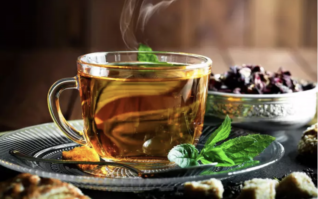 Regular tea consumption linked to healthy cognitive function