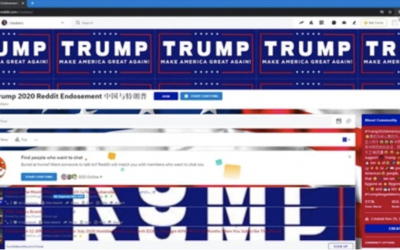 HACKED: REDDIT FLOODED WITH PRO-TRUMP CONTENT