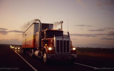 Truckers: Cities That Defund Police Are in for a Big Surprise