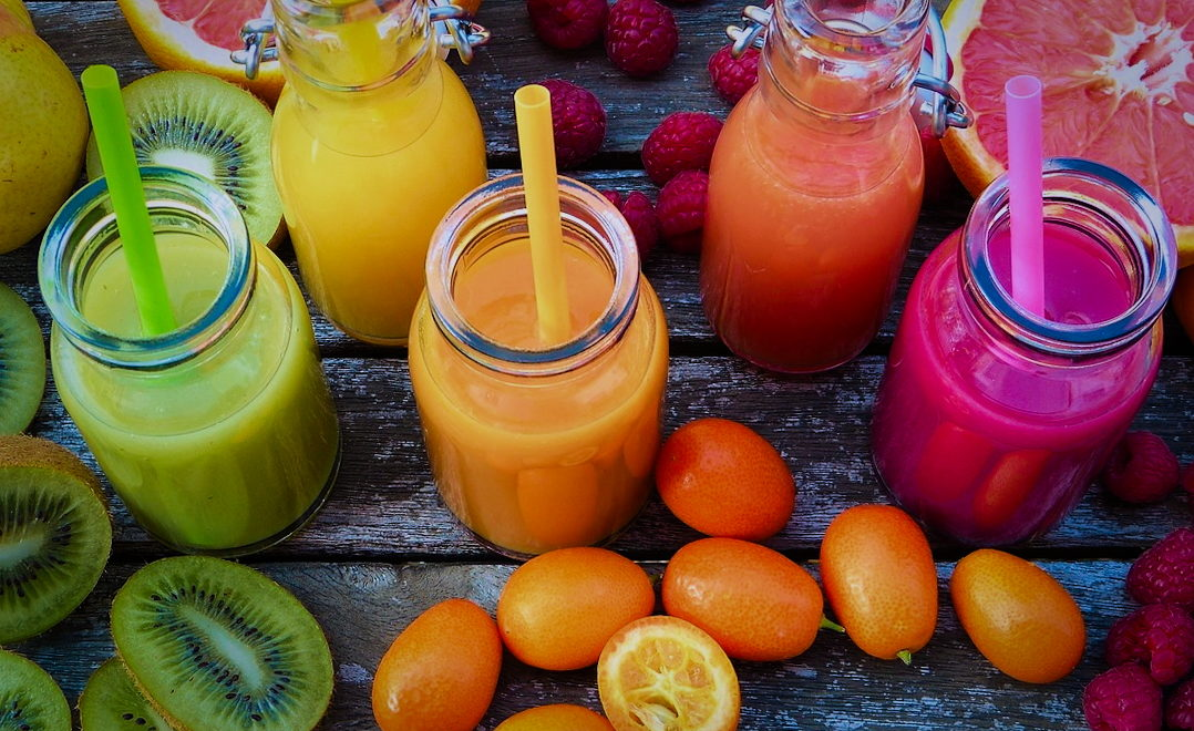Stay hydrated and boost your fiber intake: 10 Ways to reset your diet