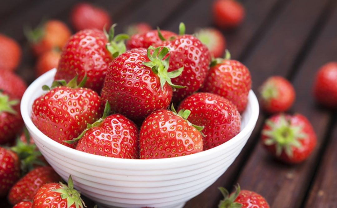Consuming more strawberries may help lower Alzheimer's risk among the elderly