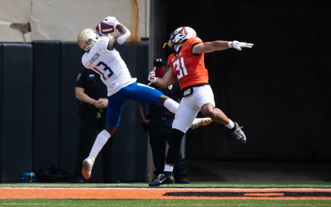 No. 11 Oklahoma State survives test from Tulsa