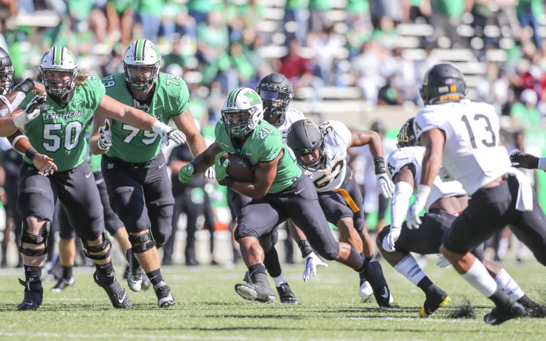 Knox, Marshall too strong for No. 24 Appalachian St.
