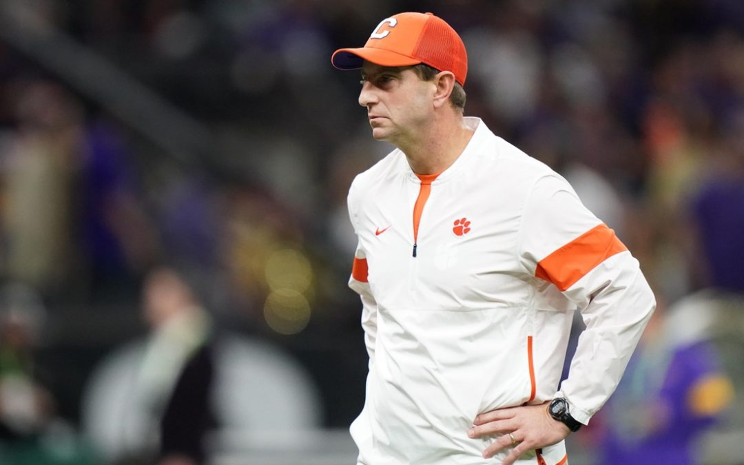 No. 1 Clemson cruises to 49-0 victory over The Citadel