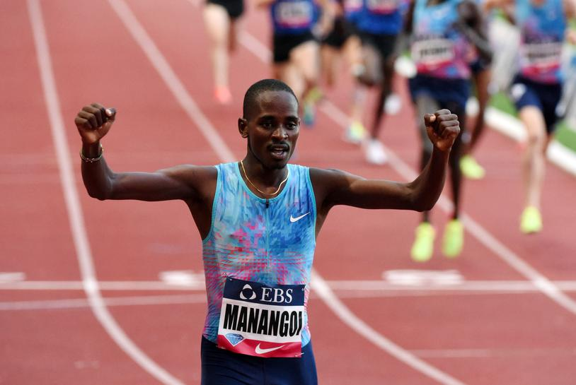 Kenyan runner banned for fleeing anti-doping staff