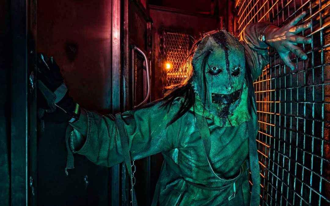 Fright Ride Halloween attraction opens in October